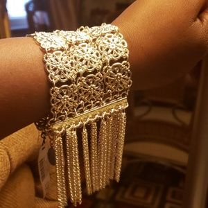 White House Black Market cuff bracelet.